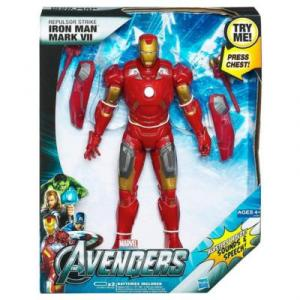 10 inch Repulsor Strike Iron Man Mark VII Avengers action figure