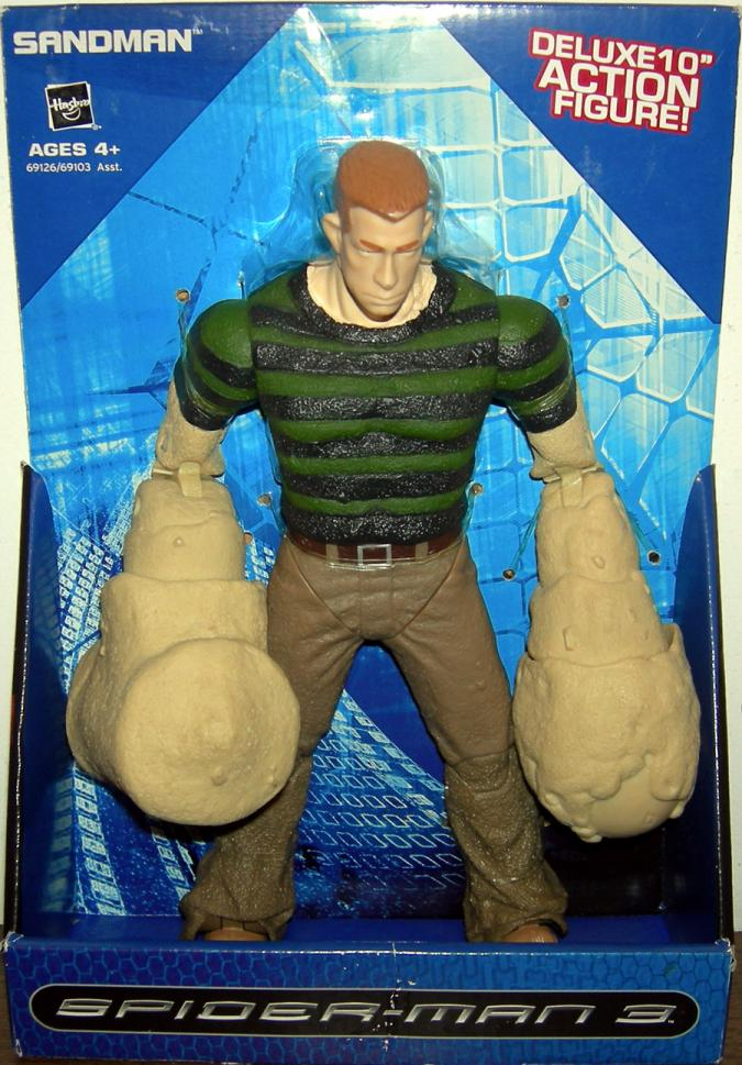 10 inch Sandman, Spider-Man 3