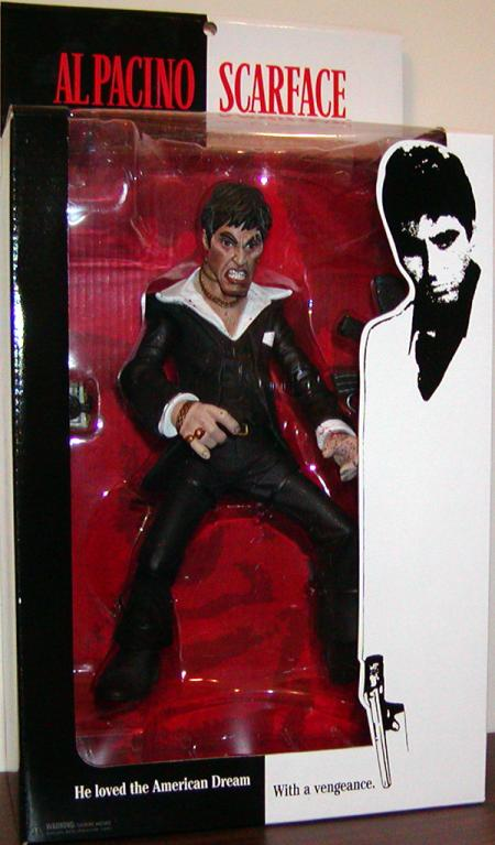 10 inch Scarface, Con exclusive, bloody angry