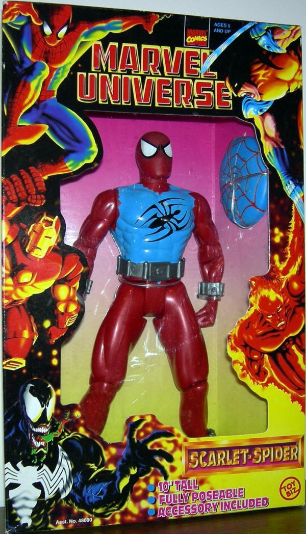 10 inch Scarlet-Spider (Marvel Universe)