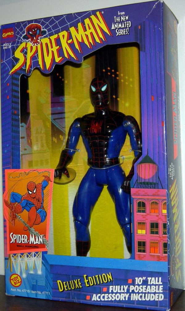 10 inch Spider-Man Wall Hanging Spider-Sense action figure