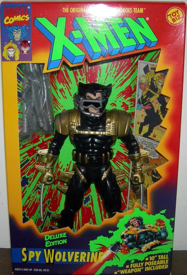10 inch Spy Wolverine