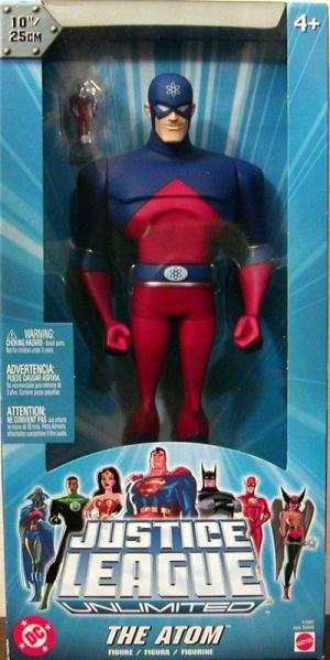 10 inch Atom, Justice League Unlimited