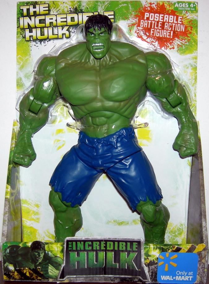 10 inch Incredible Hulk