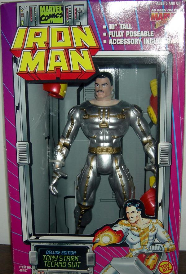 10 inch Tony Stark Techno Suit