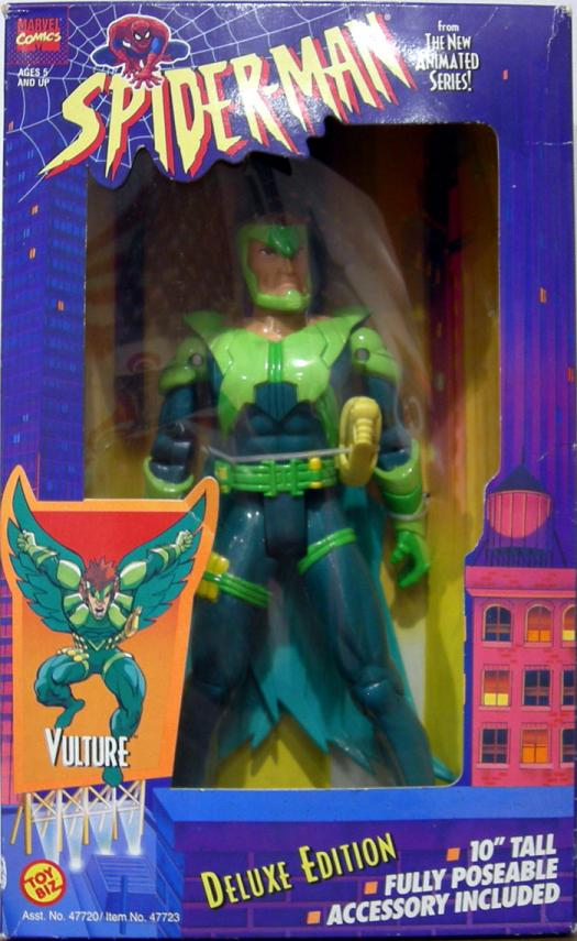 10 inch Vulture, Spider-Man Animated