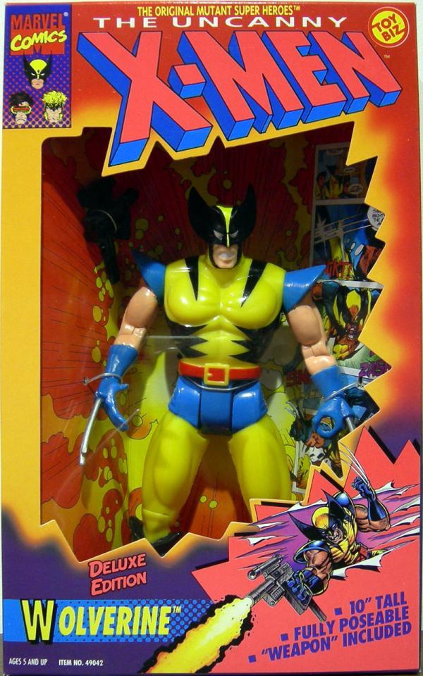 10 inch Wolverine