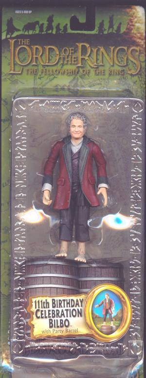 111th Birthday Celebration Bilbo, Trilogy