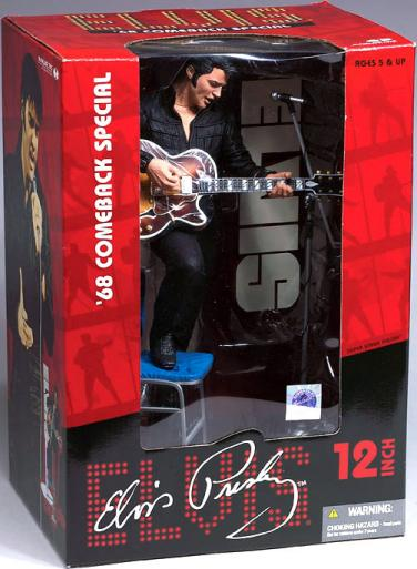 12 inch Elvis Presley, 68 Comeback Special