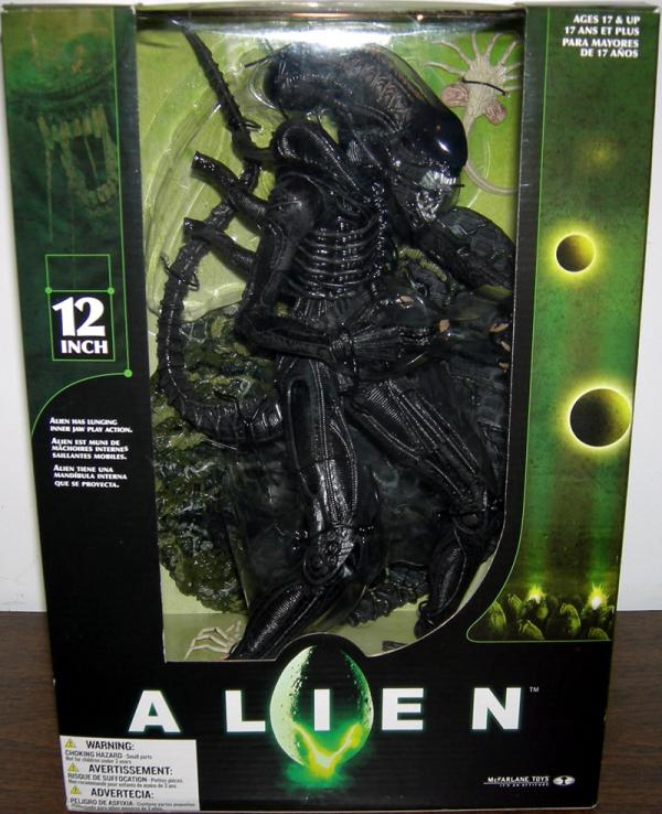 12 inch Alien Movie action figure