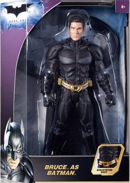 12 inch Bruce Batman, Dark Knight