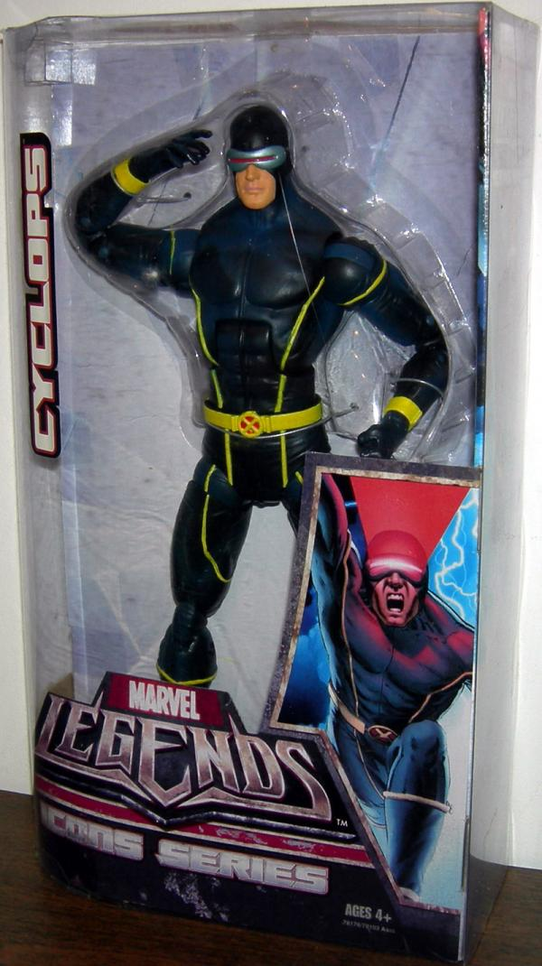 12 inch Cyclops, Marvel Legends Icons