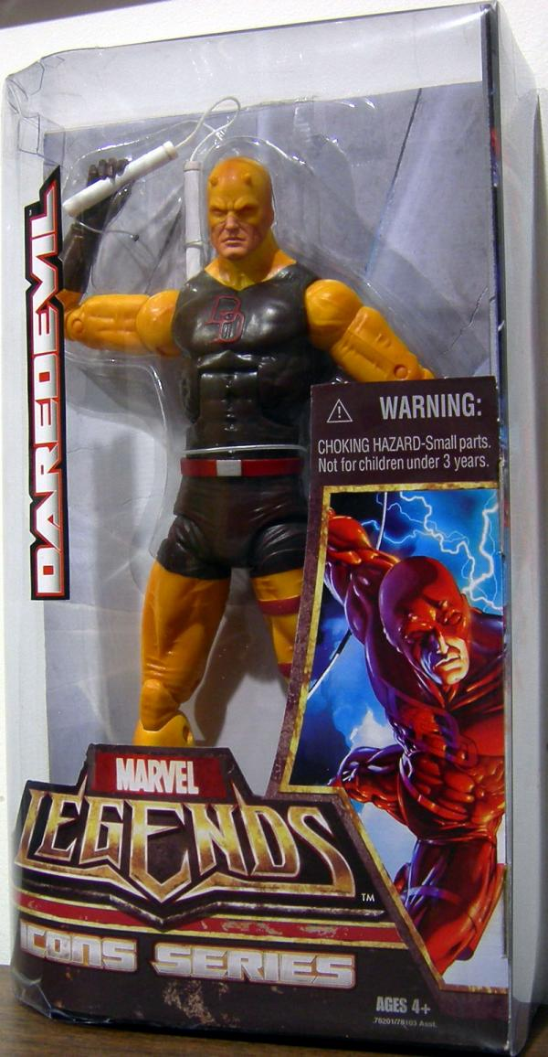 12 inch Daredevil, Marvel Legends Icons, variant
