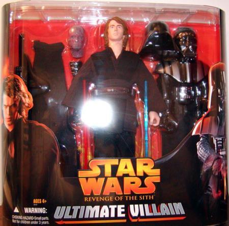 12 inch Darth Vader Ultimate Villain Star Wars action figure