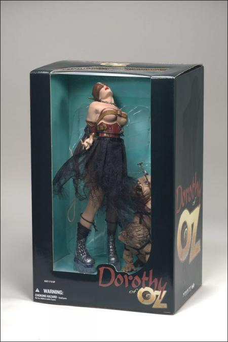 12 inch Dorothy, skirt