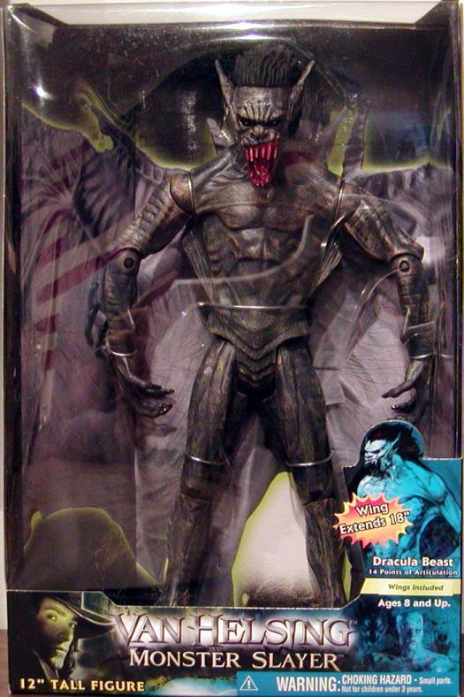 12 inch Dracula Beast Action Figure Van Helsing Monster Slayer