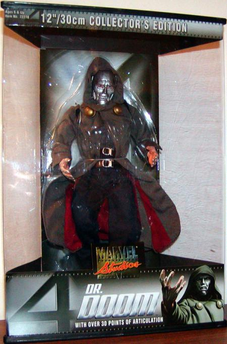 Dr Doom Marvel Studios 12 Inch Collectors Edition action figure