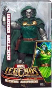 Dr Doom Figure 12 Inch Marvel Legends Icons Hasbro