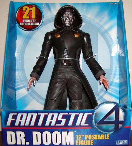 12 inch Dr Doom, movie