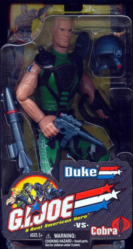 12 inch Duke, GIJoe vs Cobra