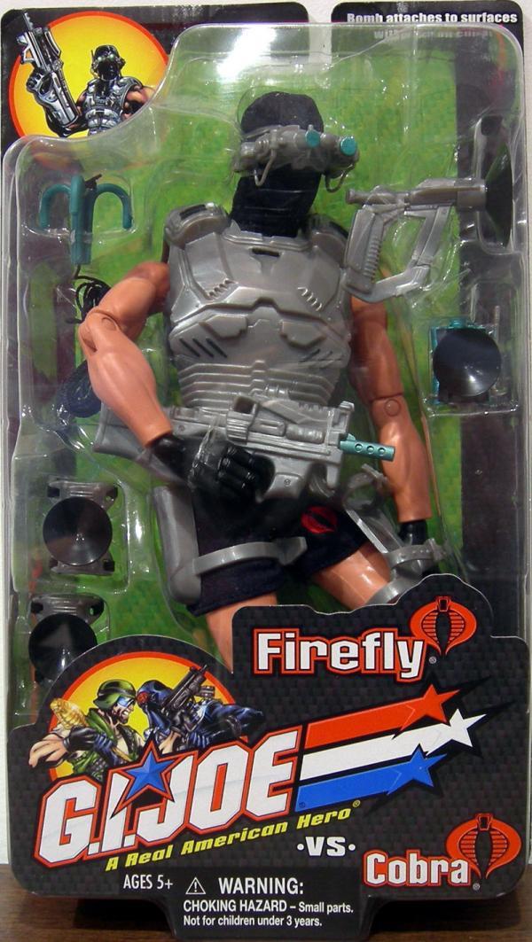 12 inch Firefly, GI Joe vs Cobra