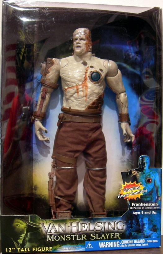 12 Inch Frankenstein Van Helsing action figure