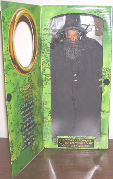 Gandalf Figure 12 Inch Lord Rings Fellowship action figure