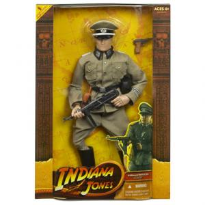 German Officer Figure Indiana Jones 12 Inch Hasbro