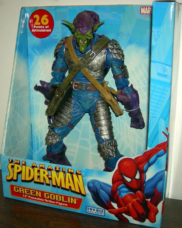 12 inch Green Goblin, Amazing Spider-Man