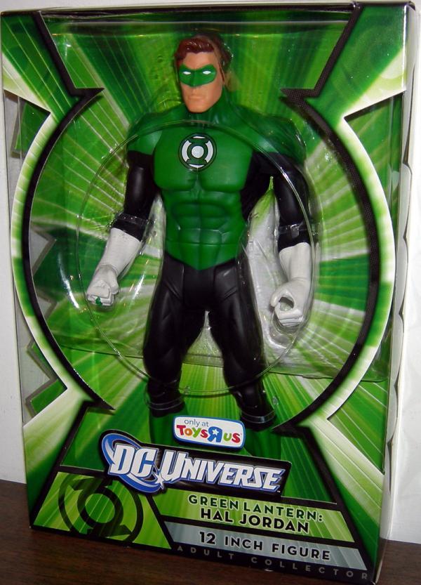 Hal Jordan Figure 12 Inch Toys R Us Exclusive Mattel
