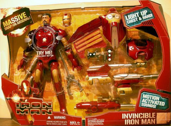 12 inch Invincible Iron Man