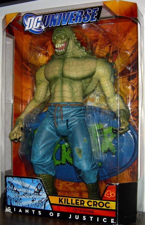 12 inch Killer Croc DC Universe