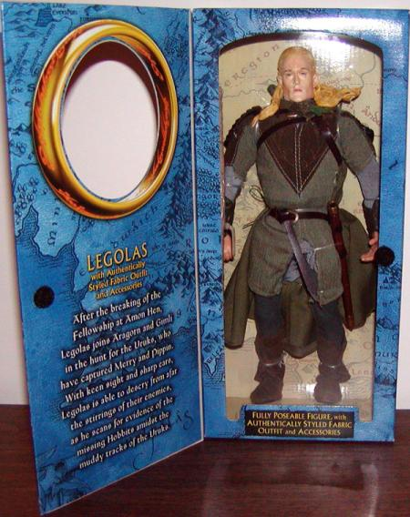 12 inch Legolas, Return King