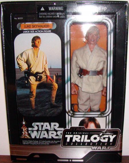 12 inch Luke Skywalker, Vintage Original Trilogy Collection