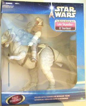 12 inch Luke Skywalker Tauntaun