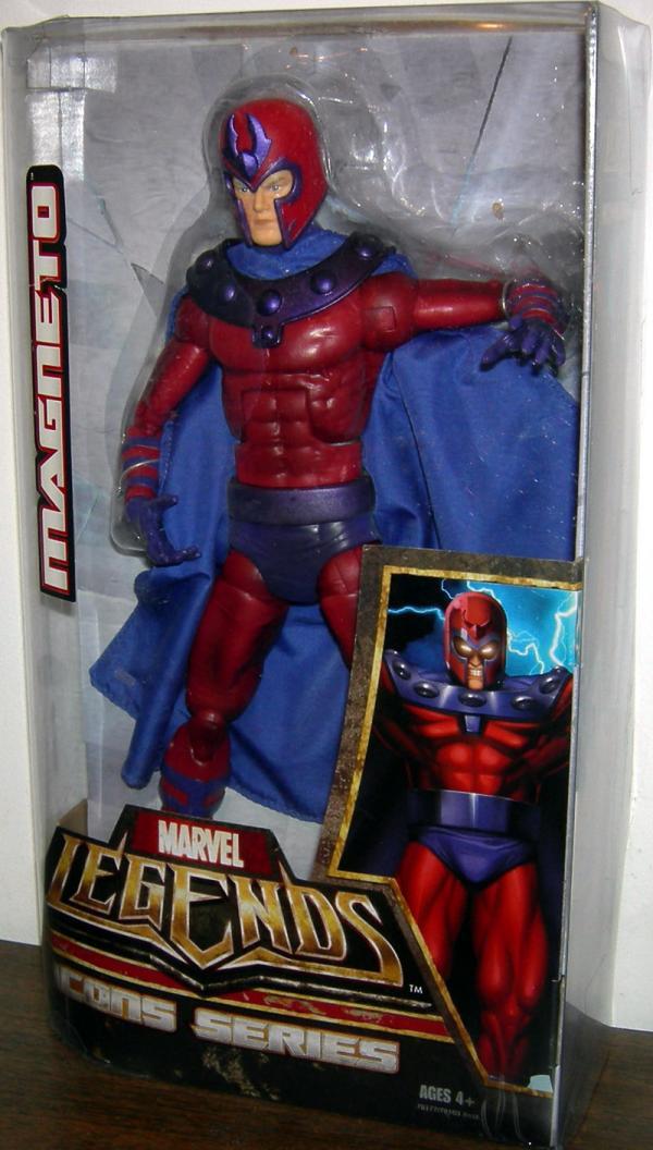 12 inch Magneto, Marvel Legends Icons