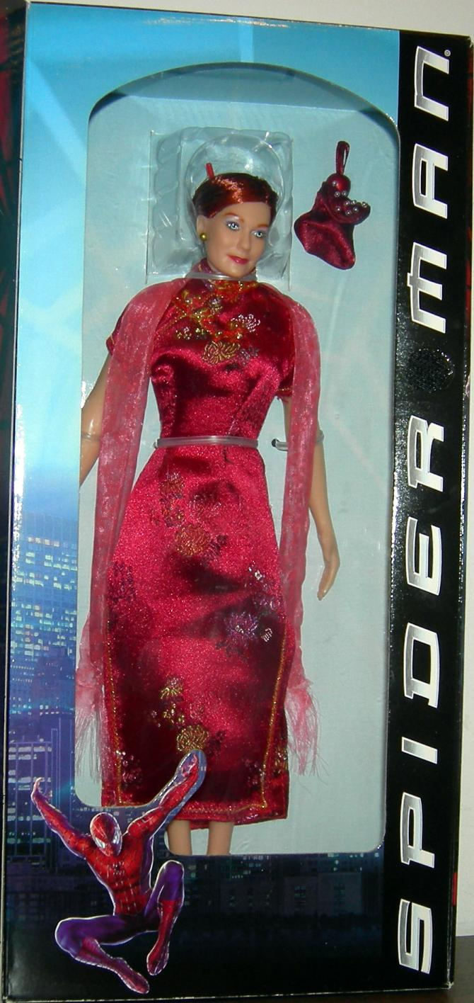 Collector Mary Jane Figure 12 Inch Spider-Man Movie