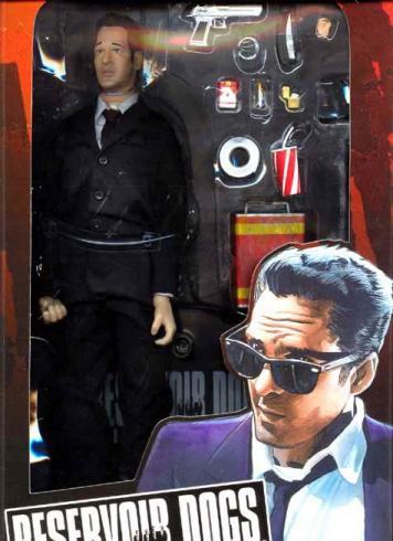 12 inch Mr Blonde Reservoir Dogs action figure