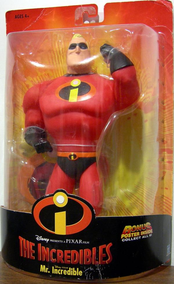 12 inch Mr Incredible