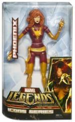 12 inch Dark Phoenix, Marvel Legends Icons