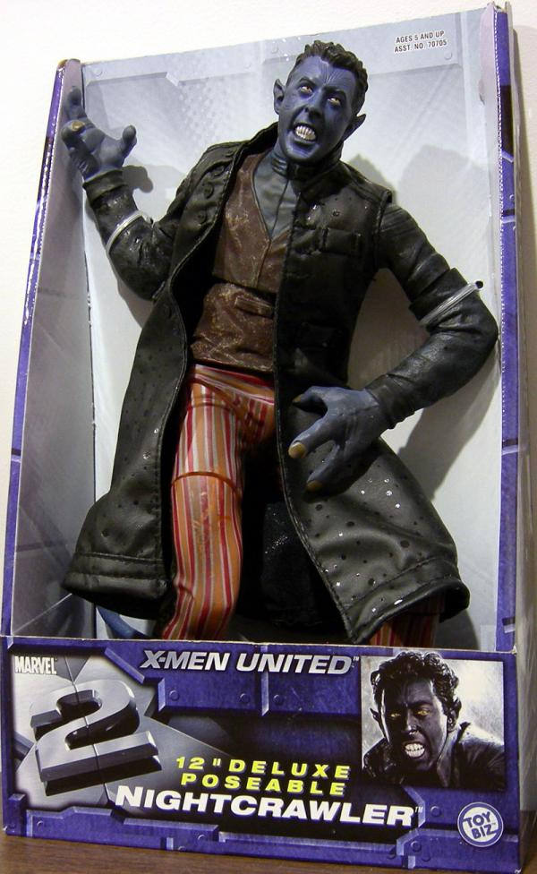 12 inch Nightcrawler, X-Men United
