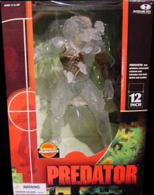 12 inch Predator, stealth