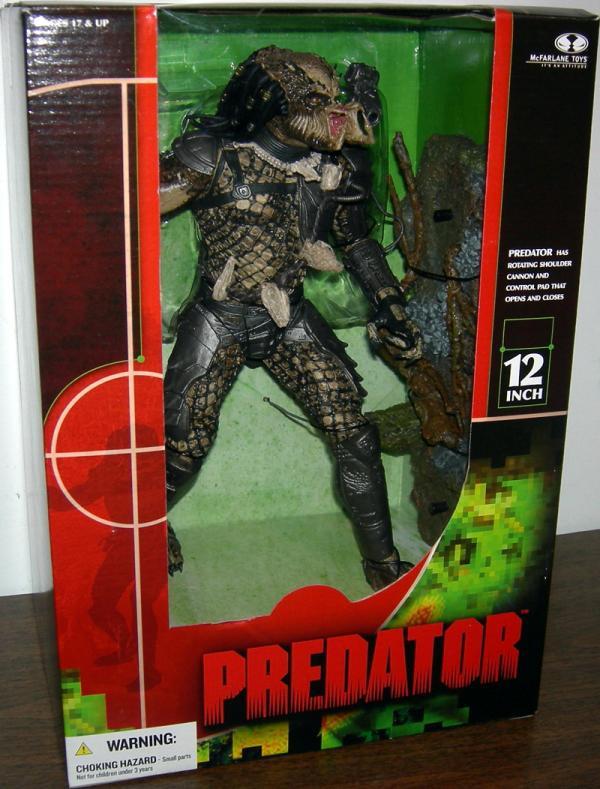 12 inch Predator