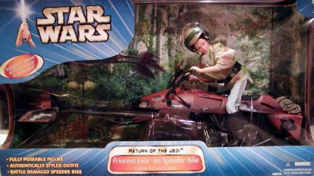 Speeder Bike 12 inch Princess Leia