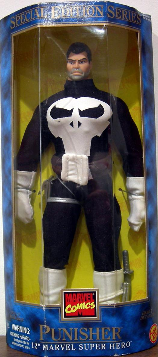 12 inch Punisher, Marvel Super Hero
