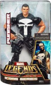 12 inch Punisher, Marvel Legends Icons