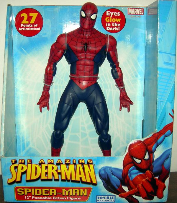 12 inch Spider-Man, Amazing Spider-Man