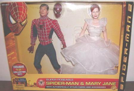 12 inch Spider-Man 2  Mary Jane, movie