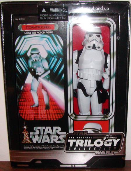 12 inch Stormtrooper, Vintage Original Trilogy Collection