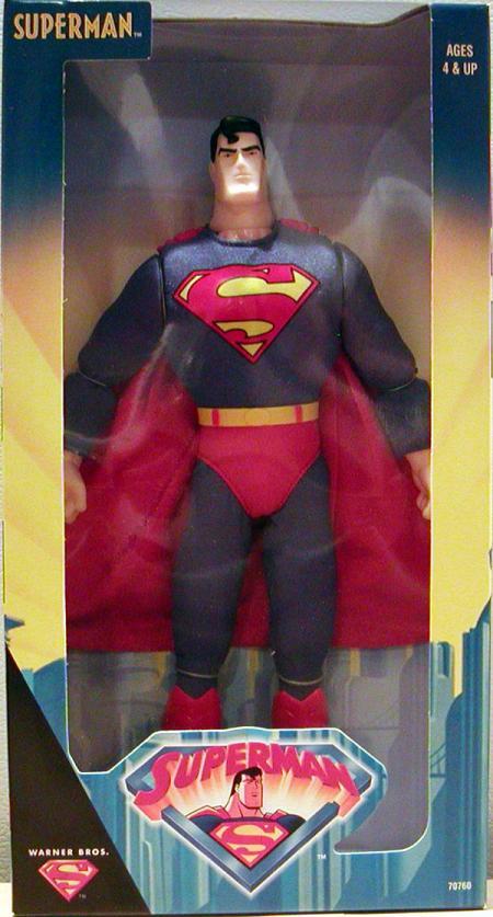 12 inch Superman, Diamond Exclusive